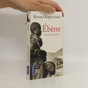 náhled knihy - Ébène