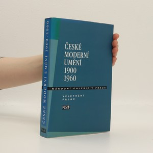 náhled knihy - České moderní umění 1900-1960 (katalog stálé expozice)