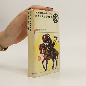náhled knihy - Dobrodružství Marka Pola
