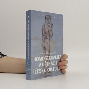 náhled knihy - Homosexualita v dějinách české kultury