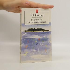 náhled knihy - La grammaire est une chanson douce