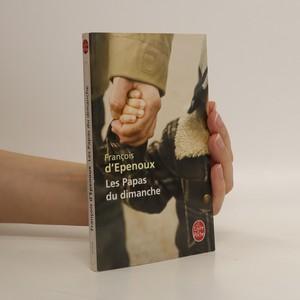 náhled knihy - Les Papas du dimanche