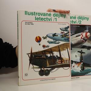 náhled knihy - Ilustrované dějiny letectví 1 a 2 (2 svazky)