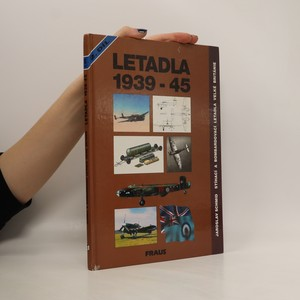 náhled knihy - Letadla 1939-45 (2. díl)