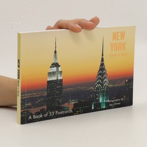 náhled knihy - A Book of 33 Postcards