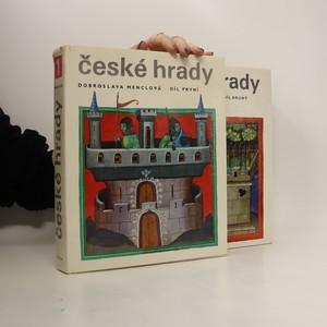 náhled knihy - České hrady I.-II. (ve dvou svazcích)
