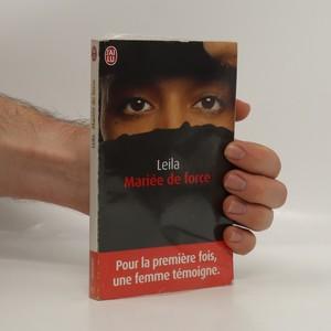 náhled knihy - Marieé de force