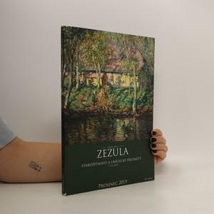 náhled knihy - Aukční dům Zezula : starožitnosti a umělecké předměty : prosinec 2019