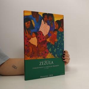 náhled knihy - Aukční dům Zezula : starožitnosti a umělecké předměty : prosinec 2018