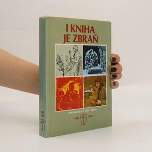 náhled knihy - I kniha je zbraň