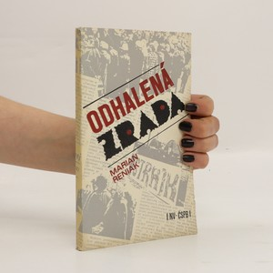 náhled knihy - Odhalená zrada
