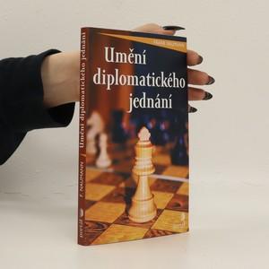 náhled knihy - Umění diplomatického jednání
