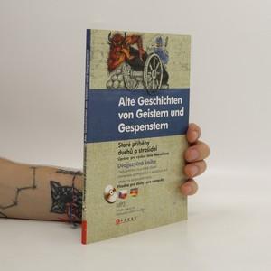 náhled knihy - Staré příběhy duchů a strašidel / Alte Geschichten von Geistern und Gespenstern