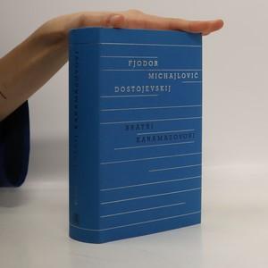 náhled knihy - Bratři Karamazovovi