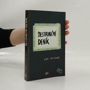 náhled knihy - Destrukční deník. Tvořit znamená ničit