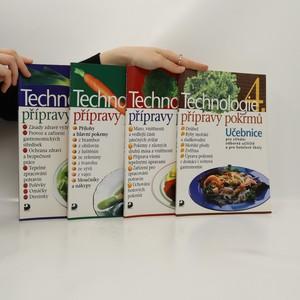 náhled knihy - Technologie přípravy pokrmů. Učebnice pro střední odborná učiliště a pro hotelové školy. 1.- 4. díl (4 svazky)