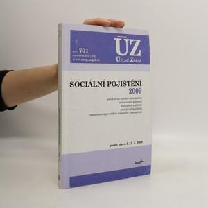 náhled knihy - Sociální pojištění