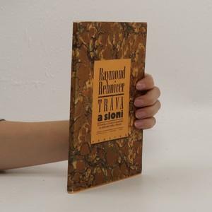 náhled knihy - Tráva a sloni