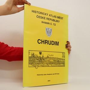 náhled knihy - Historický atlas měst České Republiky, svazek č. 13: Chrudim