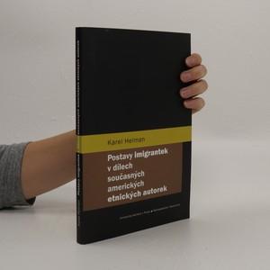 náhled knihy - Postavy imigrantek v dílech současných amerických etnických autorek