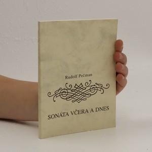 náhled knihy - Sonáta včera a dnes