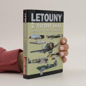 náhled knihy - Letouny druhé světové války