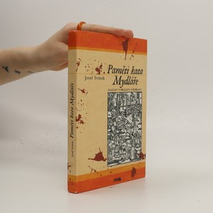 náhled knihy - Paměti kata Mydláře