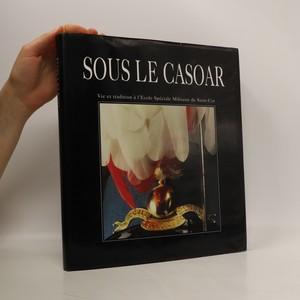 náhled knihy - Sous le casoar