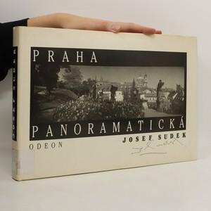 náhled knihy - Praha panoramatická