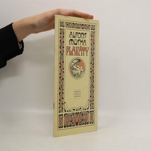 náhled knihy - Alfons Mucha. Plakáty