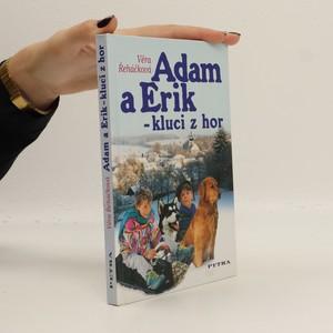 náhled knihy - Adam a Erik - kluci z hor