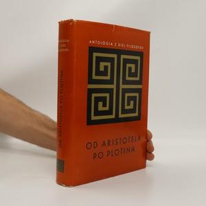 náhled knihy - Antológia z diel filozofov: Od Aristotela po Plotina