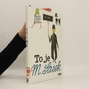 náhled knihy - To je M. Sasek