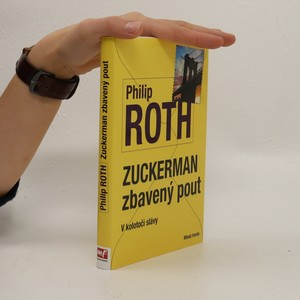 náhled knihy - Zuckerman zbavený pout