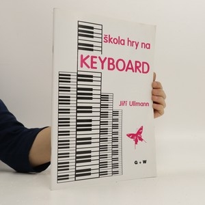 náhled knihy - Škola hry na Keyboard