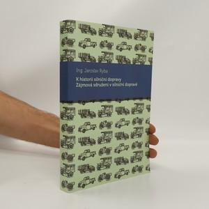 náhled knihy - K historii silniční dopravy na území České republiky