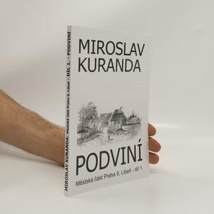 náhled knihy - Podviní: Městská část Praha 9, Libeň. Díl 1.