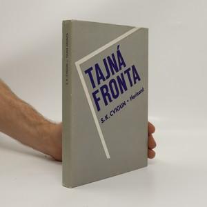 náhled knihy - Tajná fronta