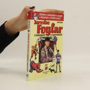 náhled knihy - Jaroslav Foglar v hádánkách a vzpomínkách