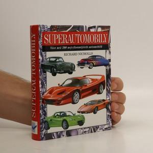 náhled knihy - Superautomobily