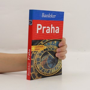 náhled knihy - Praha. Baedeker (vč. mapy)