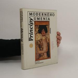 náhled knihy - Princípy moderného umenia