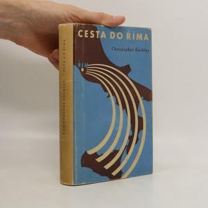 náhled knihy - Cesta do Říma