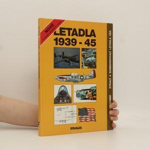 náhled knihy - Letadla 1939-45