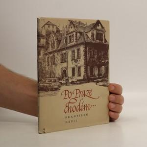 náhled knihy - Po Praze chodím…