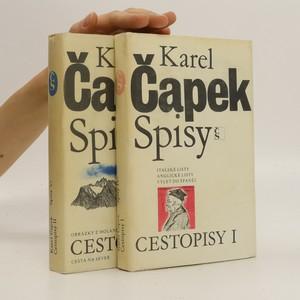 náhled knihy - Cestopisy I. a II. díl (2 svazky)