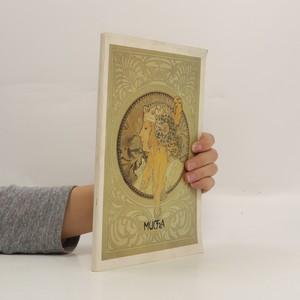 náhled knihy - Alfons Mucha, soubor užité grafiky