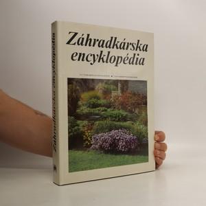 náhled knihy - Záhradkárska encyklopédia