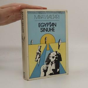 náhled knihy - Egypťan Sinuhet (slovensky)