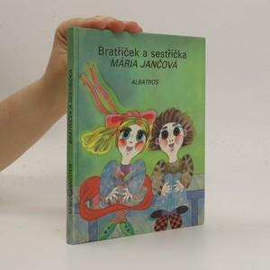 náhled knihy - Bratříček a sestřička